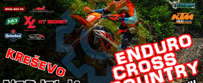 """PBiH 2021 Enduro Cross Country  """"ECC Kreševo 21"""" 25.04.2021."""