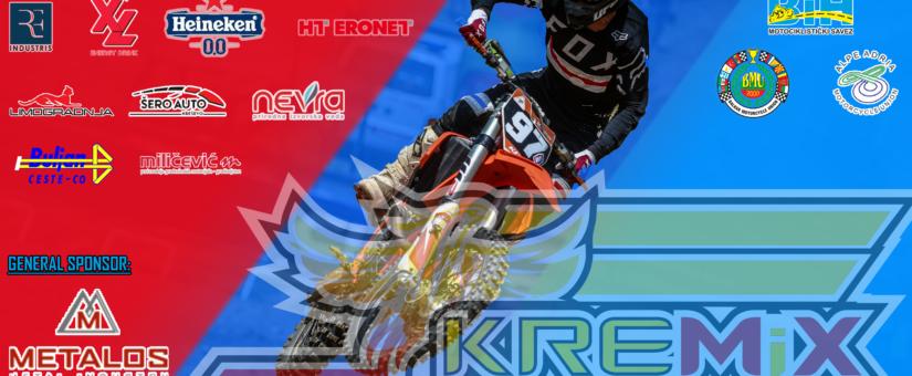 "AAMXC, BMXC i  OPBiH 2021 Motocross ""KREMIX '21"", Kreševo, 29.-30.05.2021."
