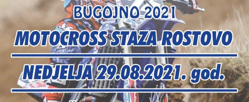 "OPBIH 2021 Motocross ""MX Bugojno '21"", Bugojno, 29.08.2021."