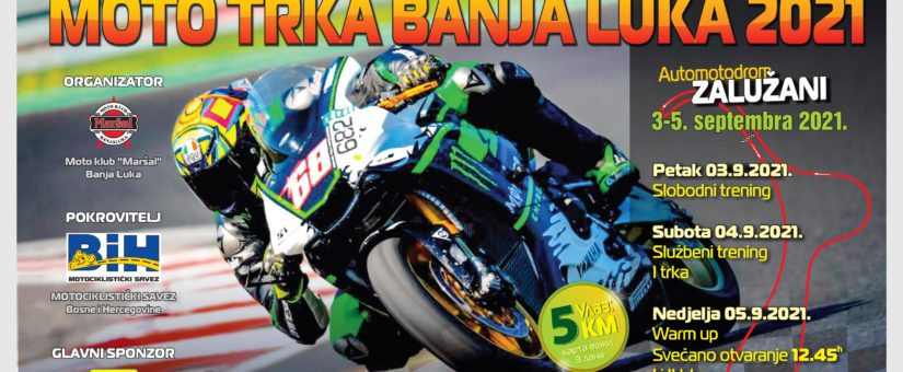 "OPBiH Road Racing ""Banja Luka '21"", Zalužani – Banja Luka, 04.-05.09.2021."